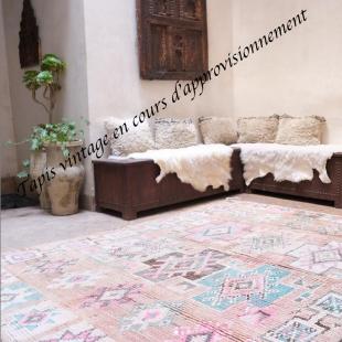 Tapis berbere vintage