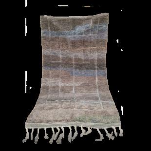 Tapis berbere Béni Ouarain 155 x270cm