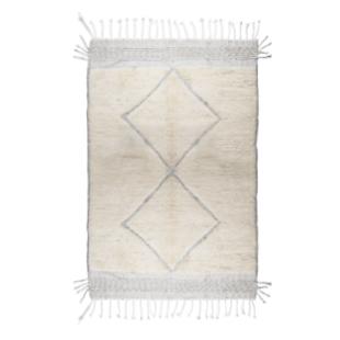 Tapis berbere avec losanges 220x145cm